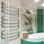 Водяной полотенцесушитель для ванной