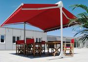 Летние кафе системы «Самолёт»